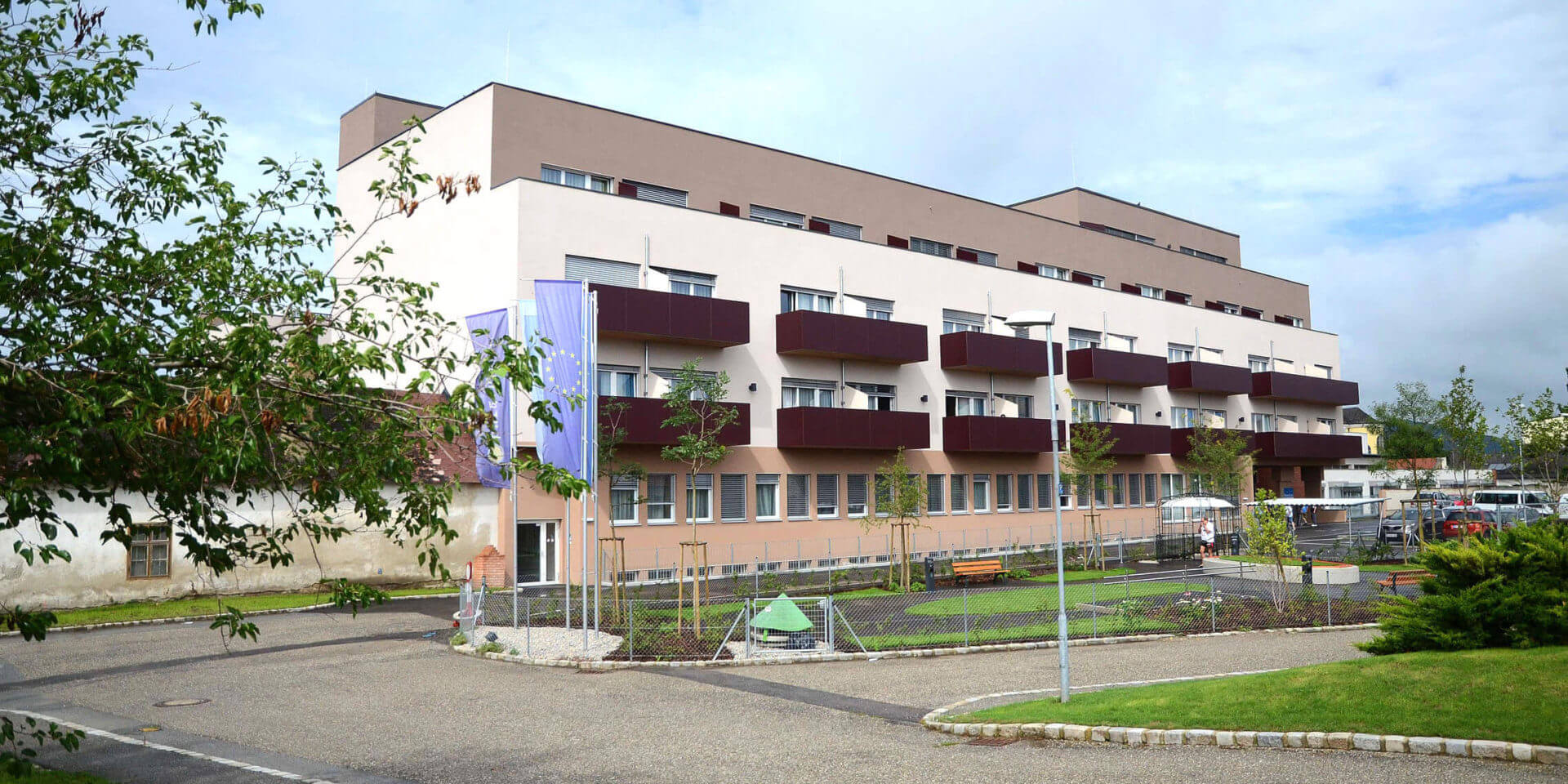 OptimaMed Neurologisches Rehabilitationszentrum Kittsee