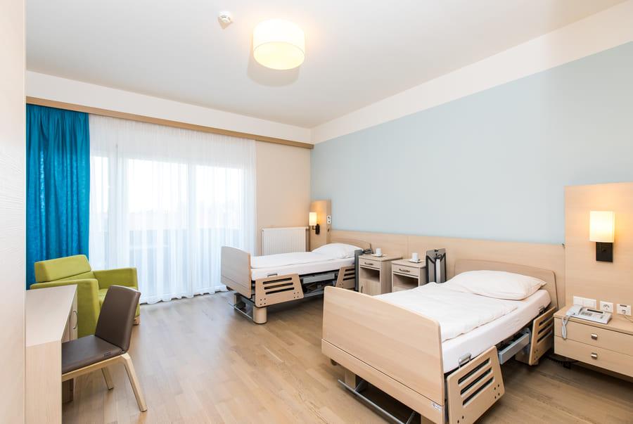 Moderne Doppelzimmer